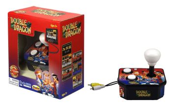 Double Dragon TV Arcade System Plug and Play