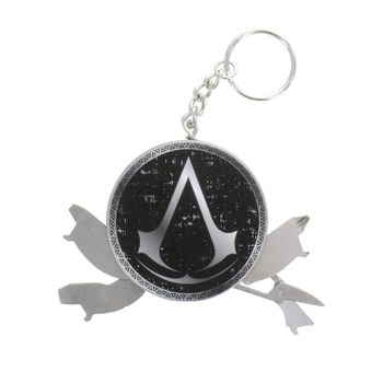 Assassin's Creed - 4-in-1 Multi Tool Metal Keychain