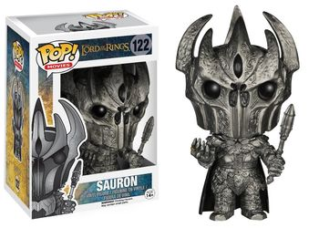 POP! Movies: The Lord of the Rings - Sauron Vinyl Figure
