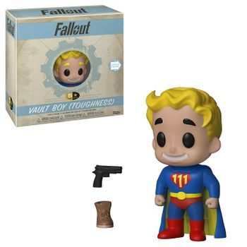 5 Star: Fallout - Vault Boy Toughness Vinyl Figure