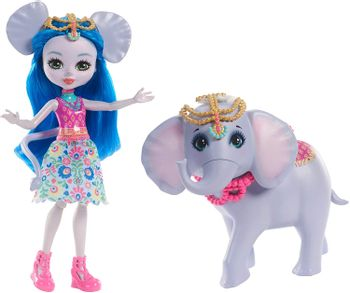 Enchantimals - Ekaterina Elephant and Antic