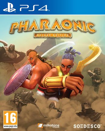PS4 Pharaonic Deluxe Edition