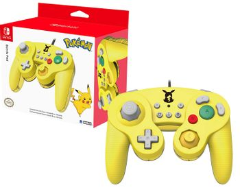 HORI Battle Pad GameCube Style - Pikachu Edition (Switch)