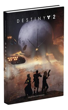 Destiny 2 Collector's Edition Guide, French Language