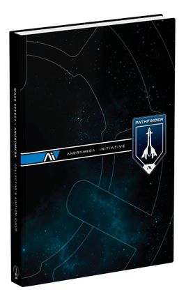Prima Games - Mass Effect: Andromeda Collector's Edition Guide [FRENCH LANGUAGE]