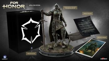 For Honor Apollyon Collector's Edition - Game Not Included