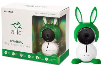 Arlo Baby ABC1000 - 1080p HD Monitoring Camera, Green