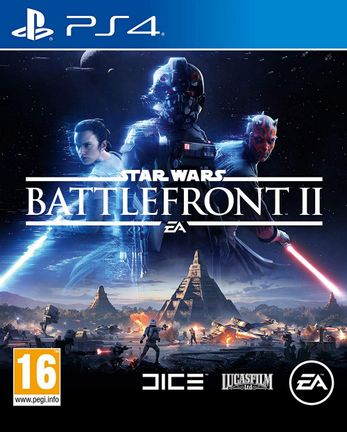 PS4 Star Wars: Battlefront II [USED] (Grade A)
