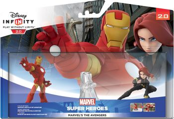 Disney Infinity 2.0: Marvel Super Heroes - Marvel's The Avengers Play Set