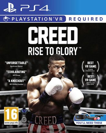 PS VR Creed: Rise to Glory