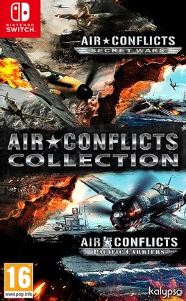 SWITCH Air Conflicts Collection