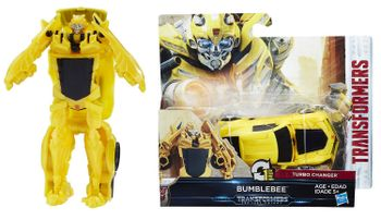 Transformers: The Last Knight - Bumblebee Turbo Changer