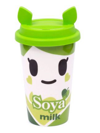 Tokidoki - Soya Ceramic Travel Mug, 275ml