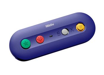 8BitDo GBros. Adapter for Switch Home/Screenshot Buttons Function and Windows Turbo Function