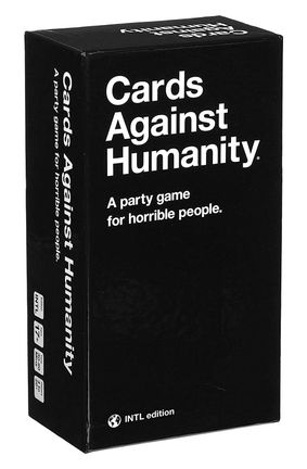 Cards Against Humanity - A Party Game for Horrible People, INTL Edition