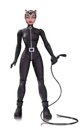 DC Collectibles: Designer Series Darwyn Cooke - Catwoman Action Figure, 18cm