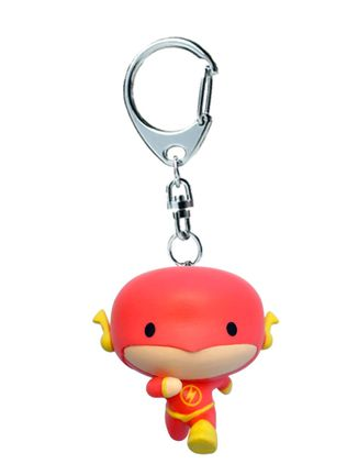 DC Comics: Justice League - Chibi The Flash 3D Keychain