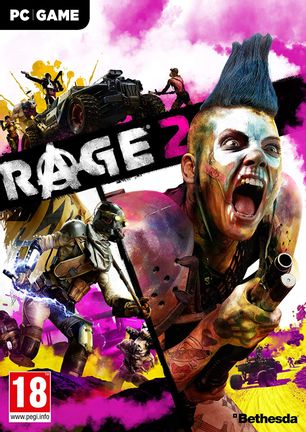 PC Rage 2 - Digital Download