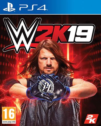 PS4 WWE 2K20 [USED] (Grade A)