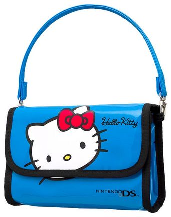 BigBen Carryng Bag - Hello Kitty Blue (DS)