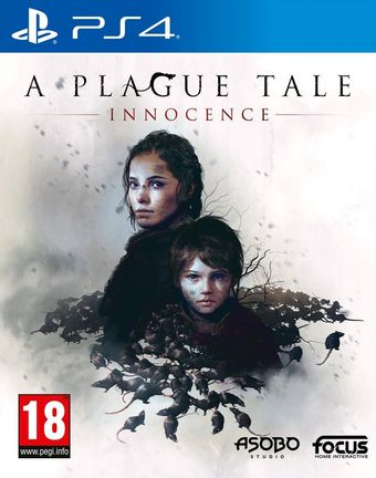PS4 A Plague Tale: Innocence