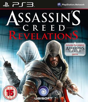 PS3 Assassin's Creed: Revelations incl. Assassin's Creed