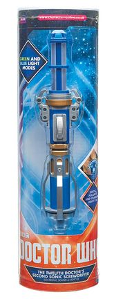 Doctor Who - The Twelfth Doctor's Second Sonic Screwdriver with Light and Sound