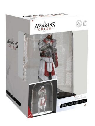 Assassin's Creed - Ezio Auditore Bell Jar Light