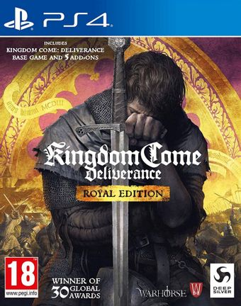 PS4 Kingdom Come: Deliverance Royal Edition incl. 5 Add-ons