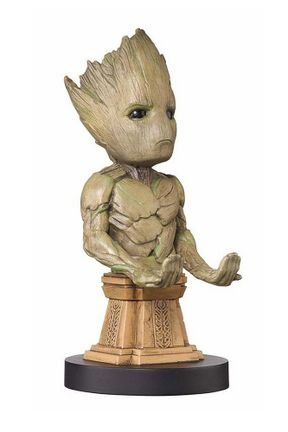 Cable Guys: Marvel Avengers - Groot, Phone and Controller Holder incl. Micro USB Cable