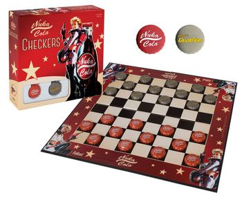 Fallout - Nuka Cola Checkers