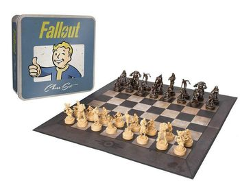 Fallout - Chess Set in Metal Case