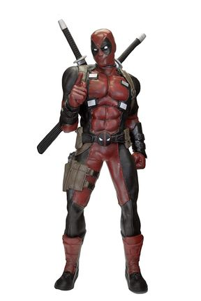 Marvel Classics - Deadpool Life Sized Foam Replica
