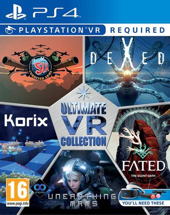 PS VR Ultimate VR Collection incl. 5 Games