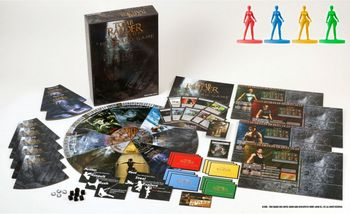 Tomb Raider Legends - The Board Game, 3-4 Players
