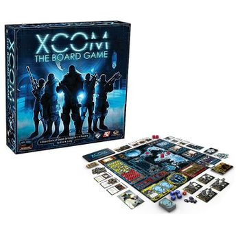 XCOM - The Board Game, 1-4 Players