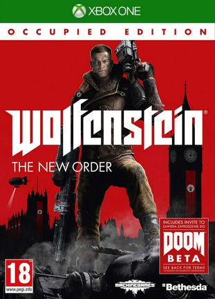 Xbox One Wolfenstein: The New Order Occupied Edition