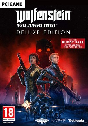 PC Wolfenstein: Youngblood Deluxe Edition incl. Buddy Pass