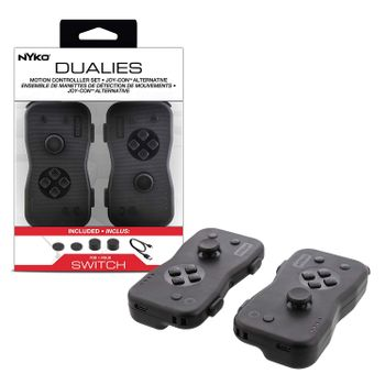 Nyko Dualies Motion Controller Set (Switch)