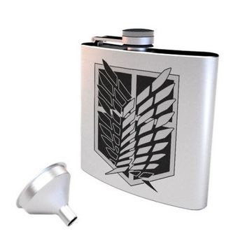 Attack on Titan - Scout Hip Flask, 200ml