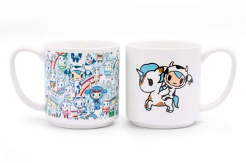 Gift Box: Tokidoki - Moofia Stacked Mugs 2-Pack