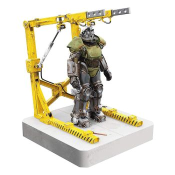 Fallout - T-51 Power Armor USB 4 Port Hub, 20cm