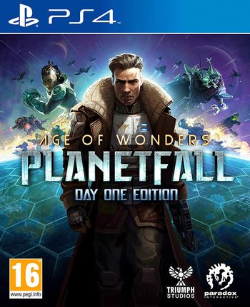 PS4 Age of Wonders: Planetfall Day One Edition