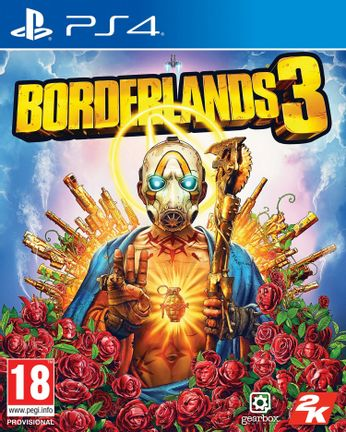 PS4 Borderlands 3