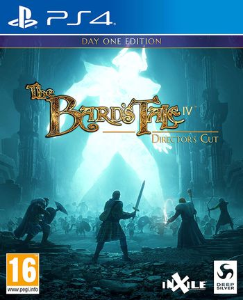 PS4 Bard's Tale IV: Director's Cut Day One Edition