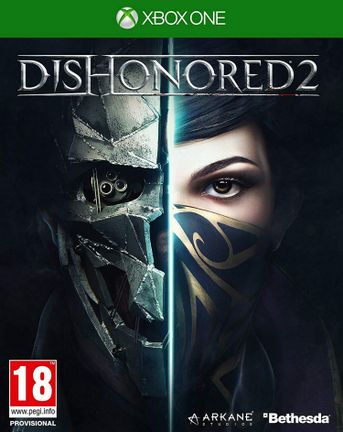 Xbox One Dishonored 2 [USED] (Grade A)