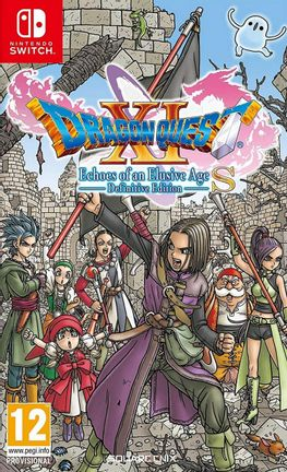 SWITCH Dragon Quest XI S: Echoes of an Elusive Age - Definitive Edition
