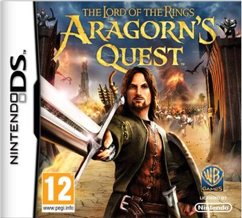 DS Lord of the Rings: Aragorn's Quest