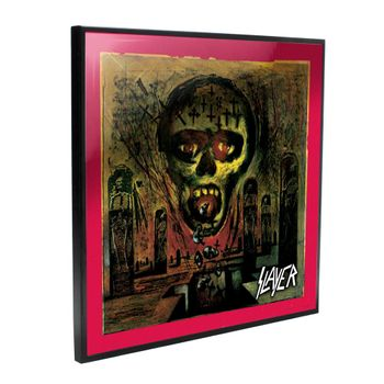 Crystal Clear Picture: Slayer - Seasons in the Abyss, 32x32cm
