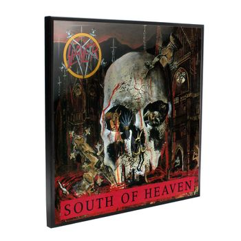 Crystal Clear Picture: Slayer - South of Heaven, 32x32cm